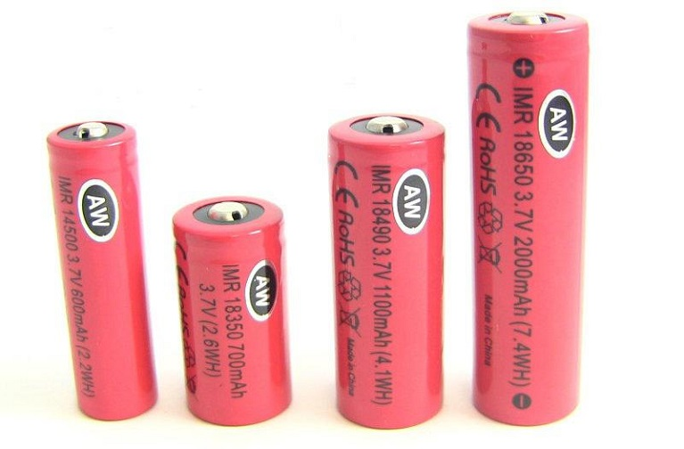 choose imr batteryes